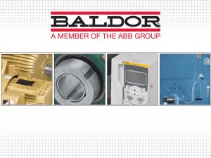 Pump Motors - Baldor.com on