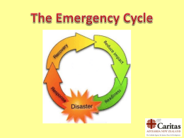 The Emergency Cycle