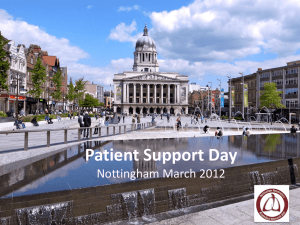 Patient Priority Day