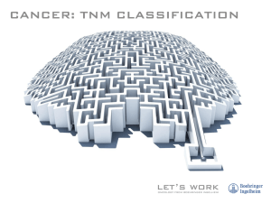 Cancer TNM Classification