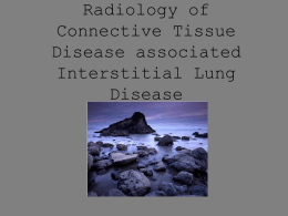 Alphabet Spaghetti and Interstitial Lung Diseases