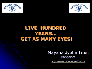 Live 100 Years Get As many eyes