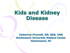 Kids and Kidney Disease - ANNA Jersey North Chapter 126