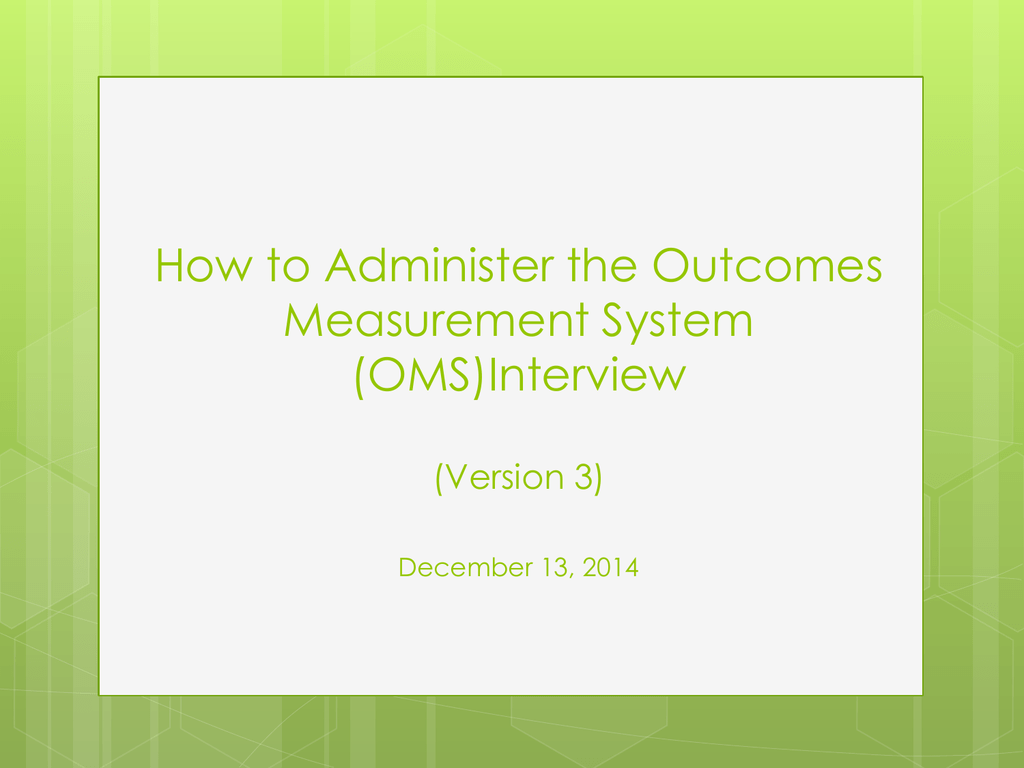 Worksheets Pediatric Anesthesia Worksheet how to administer the oms interview version 3 december 13 2014