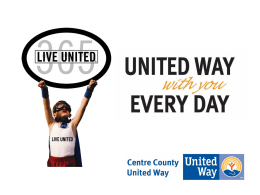 2014 Campaign Slide Show - Centre County United Way
