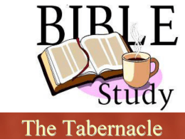 Tabernacle8 - bethesda assembly :: home