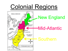 economic political religious characteristics of three colonial regions The social and political structure of the middle colonies was more diverse than that of any other region in america new york , with its extensive system of manors and manor lords, often displayed genuinely feudal characteristics.