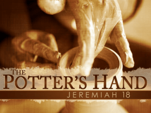 The Potter`s Hand