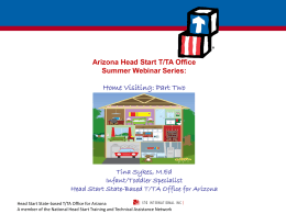 Part Two Description - Arizona Head Start Association