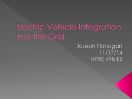 Electric Vehicle Integration in the Grid System