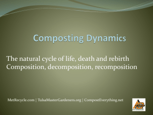 Composting Dynamics - Compost Everything