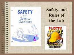 Lab Safety.ppt