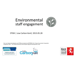 PPT-Environmental-staff-engagement-2013