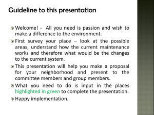 ii) Presentation Guide_YourName_Date(ppt)