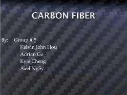 Carbon Fiber - WordPress.com