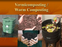 The Composting Toolkit - IN Rural Community Assistance Program