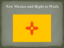 NM Right to Work New