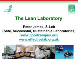 Laboratory Auditing and Energy Efficiency (LEAF)