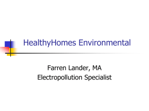 Healthy Homes Consulting