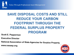 Save Disposal Costs and Still Reduce Your Carbon
