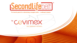 PPT (16:9) - Covimex international