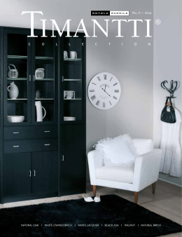 Katalog No. 17 - Timantti Collection
