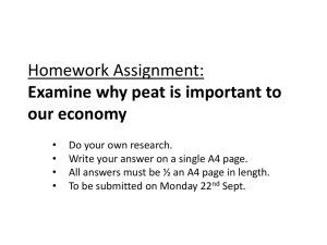 Economic activity Questions and Sample Answers