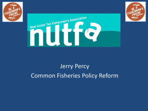 Jerry Percy – CFP Reform