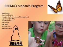 Monarch Watch - WordPress.com