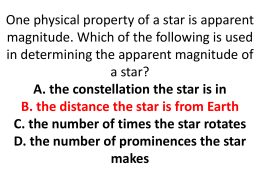 Life Cycle Of A Star Intervention Worksheet