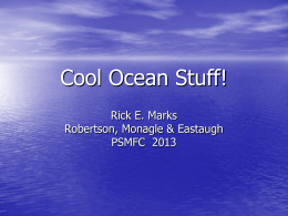 Rick Marks - Robertson, Monagle & Eastaugh