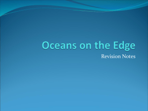 Oceans on the Edge