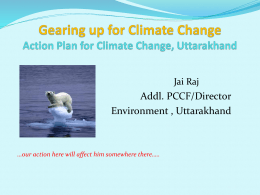 Intergovernmental Panel on Climate Change - TILZ