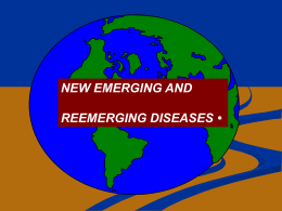 New Emerging Infectious Diseases