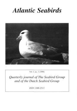 Atlantic Seabirds - The Seabird Group