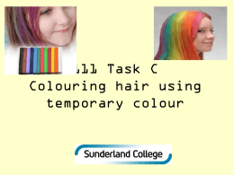 111 Task C colour hair 1