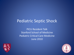 Management of Increased ICP - Pediatric Critical Care Education