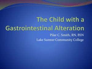 The_Child_with_a_Gastrointestinal_Alteration - Lake