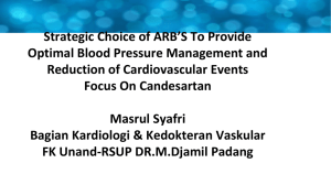 ARBs - Cardiology Update FK UNAND