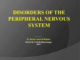 3._Disorders_of_the_PNS