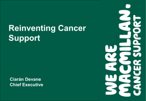 Ciaran-Devane-2 - National Cancer Survivorship Initiative
