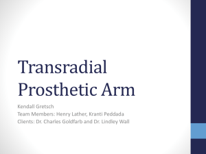 File - A Transradial Prosthetic Arm
