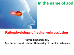 Pathophysiology.of.retinal.vein.occlusion