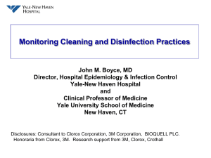 Michigan-APIC-Monitoring-cleaning-and-disinfection