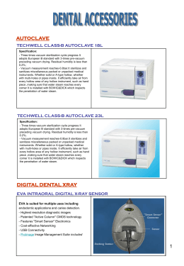 Dental Units & Accessaries - National Medical Supplies