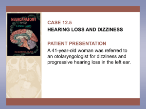 Case Presentation from Chapter 12