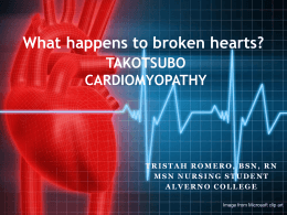 What happens to broken hearts?