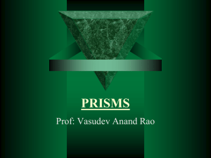 PRISMS - M.M.Joshi Eye Institute