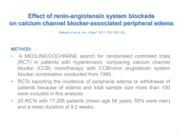 Effect of renin-angiotensin system blockade on