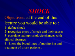 Shock Lecture